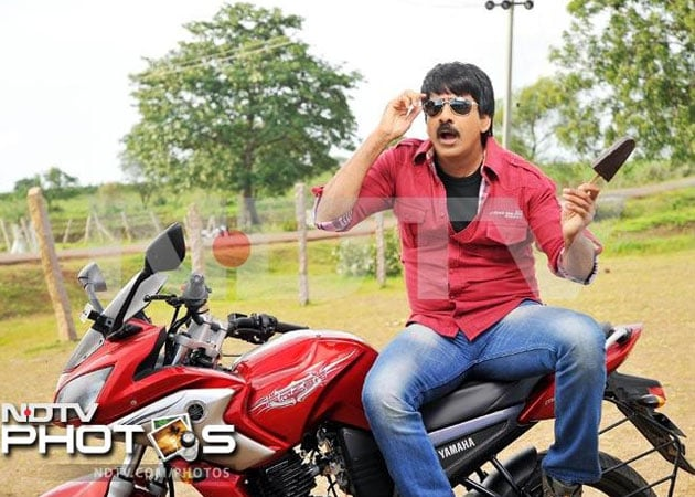 Ravi Teja preps for next film