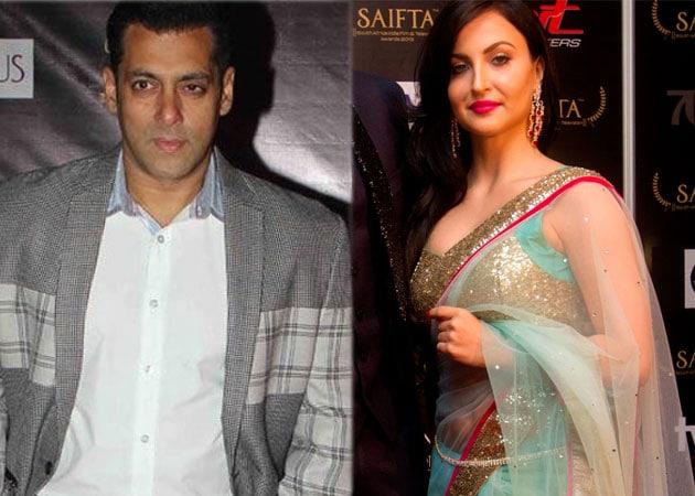 Salman Khan might give Elli Avram a chance in his films, says Shakti Kapoor