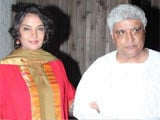 Shabana Azmi: Javed and me give each other enough space