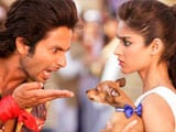 Shahid Kapoor's song reminds Raveena Tandon of Govinda