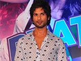 What Shahid Kapoor did for his first film