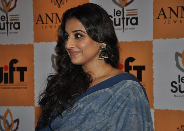 Vidya Balan: Australians love song-and-dance films