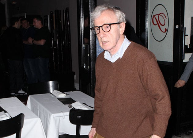 Woody Allen to be honoured at the 2014 Golden Globe Awards