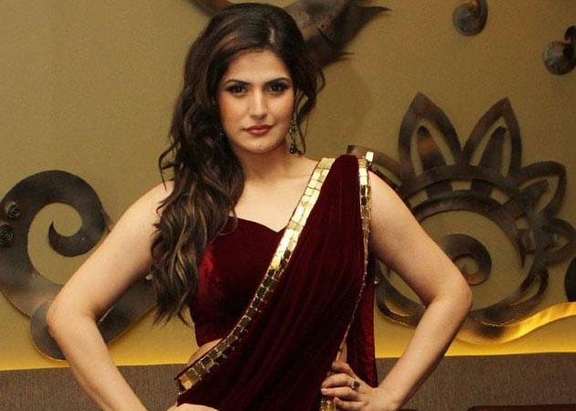 Zareen Khan: I have lost weight for the media