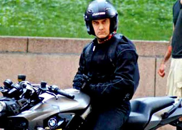 Aamir Khan: I am not playing quintessential villain in Dhoom: 3