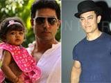 Abhishek Bachchan: Aaradhya got pally with Aamir Khan