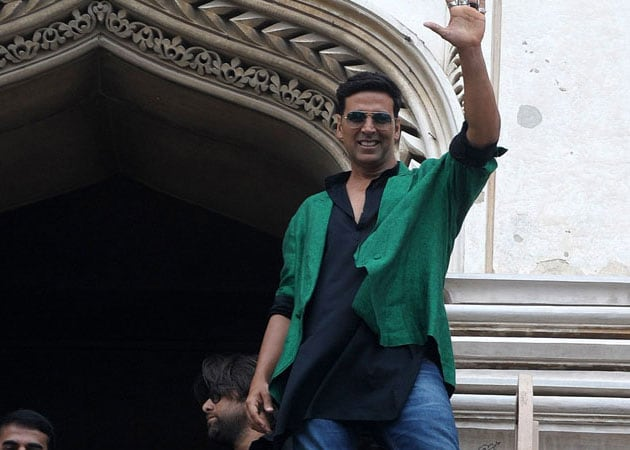 Akshay Kumar urges people to save India's heritage sites