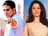 Tamannah Bhatia: Inspiring to watch Akshay Kumar perform