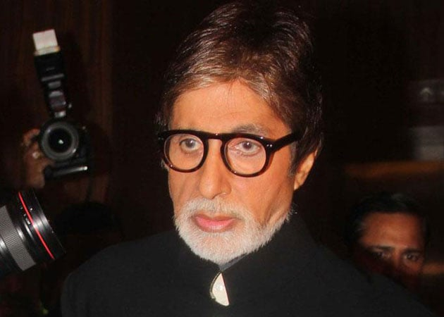 Amitabh Bachchan: I hope challenges keep coming