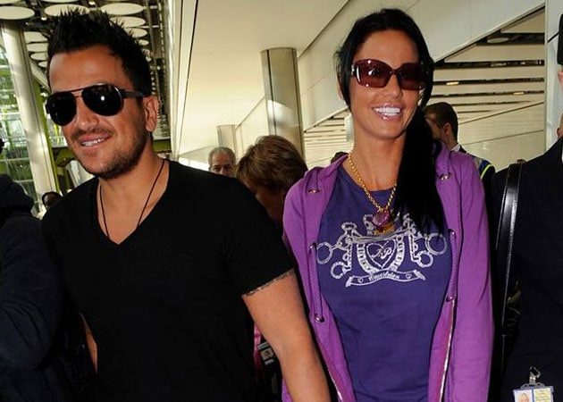 Divorce from Peter Andre left Katie Price shattered