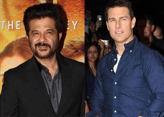 Anil Kapoor took tips from Tom Cruise for 24