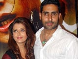 Aishwarya, Abhishek Bachchan celebrate Karva Chauth on video chat