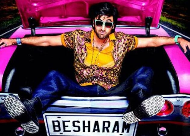Besharam mints over Rs 20 crore on opening day