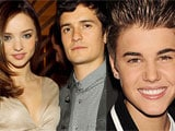 Justin Bieber behind Miranda Kerr and Orlando Bloom split?