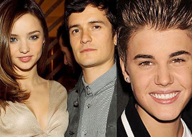 Justin Bieber behind Miranda Kerr and Orlando Bloom split?