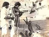 When Amitabh Bachchan was slapped by a monkey