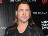 'Stinky Daddy' Brad Pitt goes green, bans soap