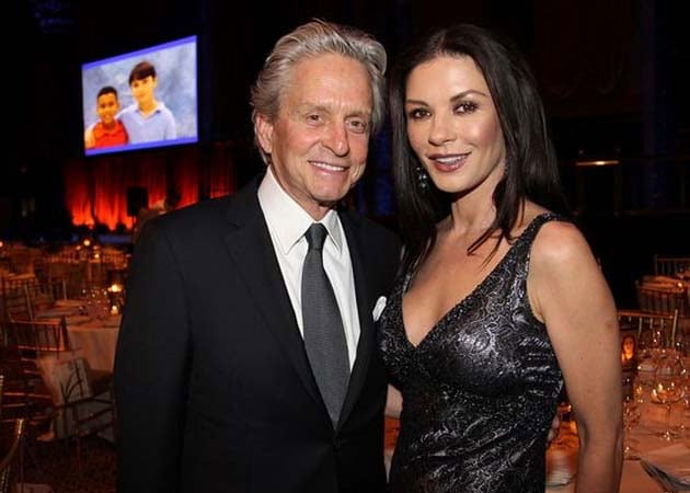 Michael Douglas, Catherine Zeta-Jones to spend Thanksgiving together
