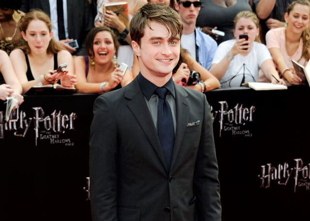 Daniel Radcliffe: Harry Potter gave me massive chip on shoulder