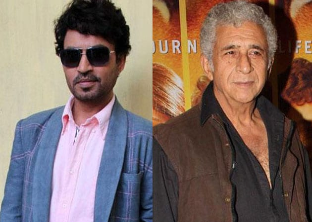 Irrfan Khan, Naseeruddin Shah to team up for Jaane Bhi Do Yaaro sequel