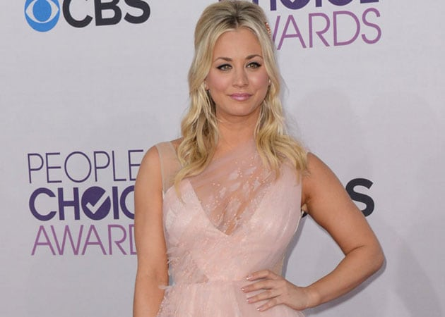 Kaley Cuoco: Engagement is crazy