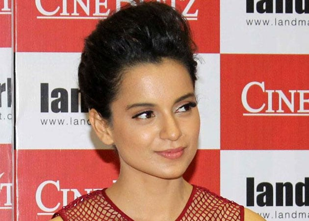 Kangana Ranaut: Would love to be part of a film themed on Durga puja