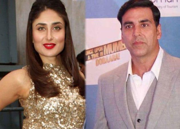 Kareena Kapoor to do a special song in Akshay Kumar's Gabbar