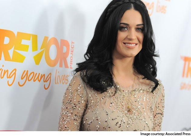 Katy Perry releases new track from her album Prism