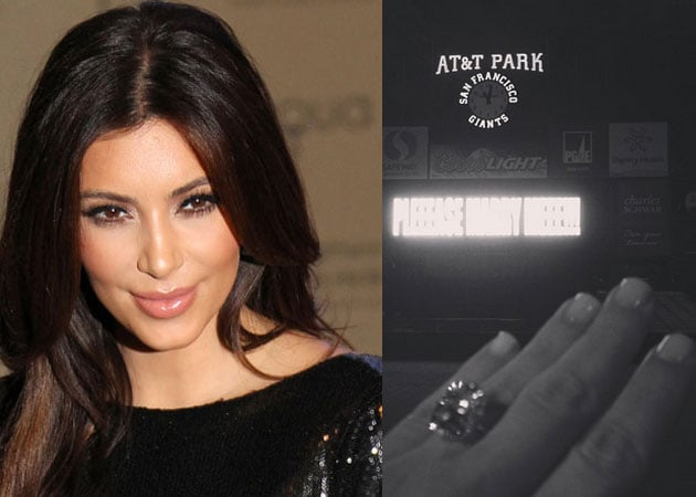 Kim Kardashian: I am the luckiest girl in the world, I get to marry my best friend