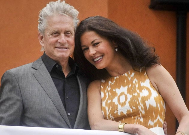 Catherine Zeta Jones: I'm thrilled Michael Douglas won an Emmy