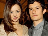 Orlando Bloom's tender moment with estranged wife