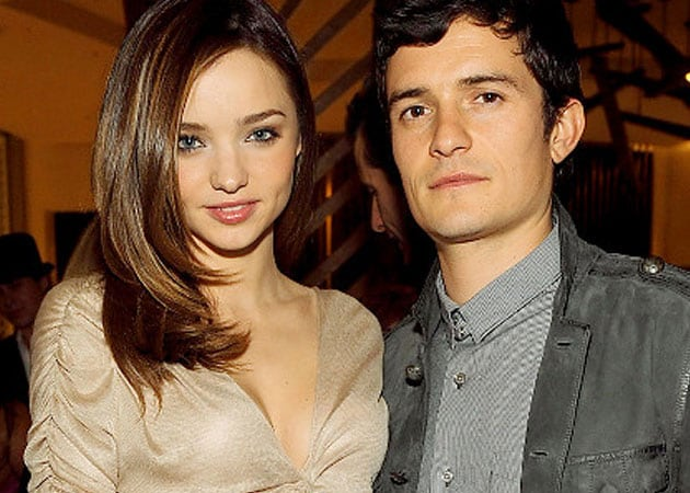 Orlando Bloom, Miranda Kerr confirm they've been separated for months