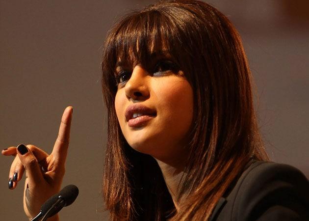 Priyanka Chopra: Ready to playback for any actress