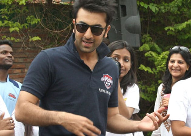 Ranbir Kapoor: I can never compete with the Khans