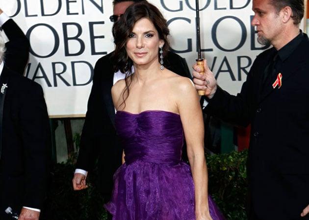 Sandra Bullock wins Hollywood Actress Award
