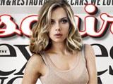 Scarlett Johansson is Esquire's sexiest woman alive, again
