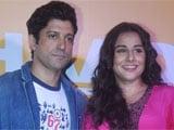 Vidya Balan glad to have watched <i>Bhaag Milkha Bhaag</i> after <i>Shaadi Ke Side Effects</i> shoot