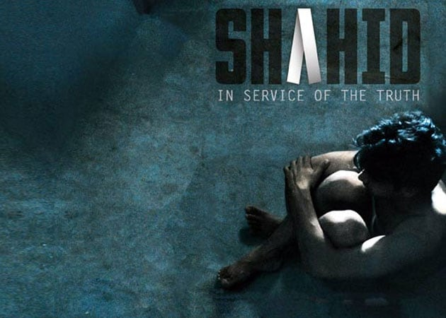 Director Hansal Mehta's past inspired Shahid poster