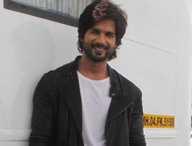 Action and dance in R... Rajkumar took a toll on Shahid Kapoor