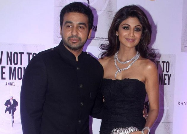 Raj Kundra wants someone to write a book on Shilpa Shetty