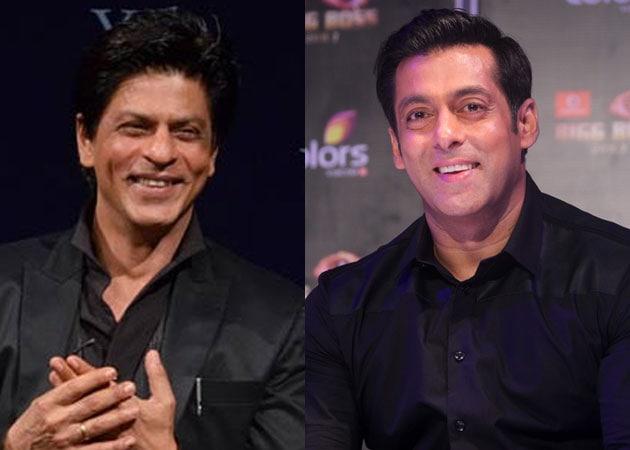 When Shah Rukh Khan snored and Salman couldn't sleep