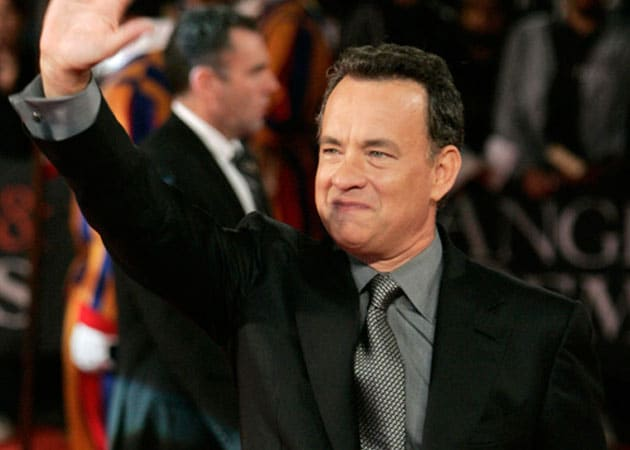 Tom Hanks doesn't watch his movies
