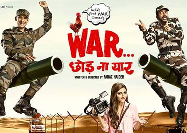 We've planned screenings of War Chhod Na Yaar for the army: Director