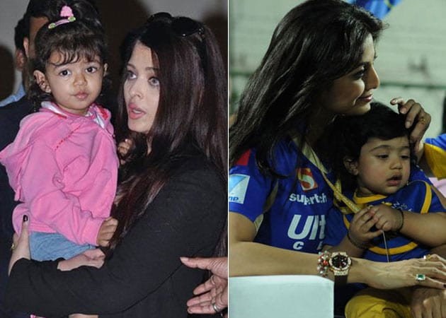 Aaradhya Bachchan celebrates second birthday with Shilpa Shetty's son