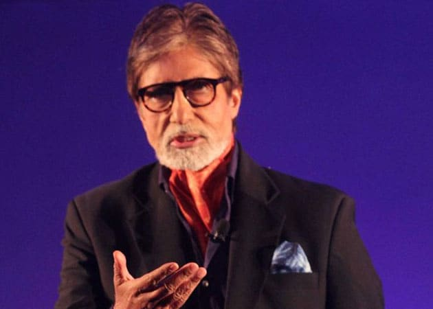 Amitabh Bachchan: KBC over, film tension starts