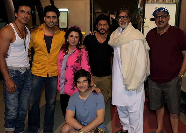 Amitabh Bachchan: Happy New Year looks exciting