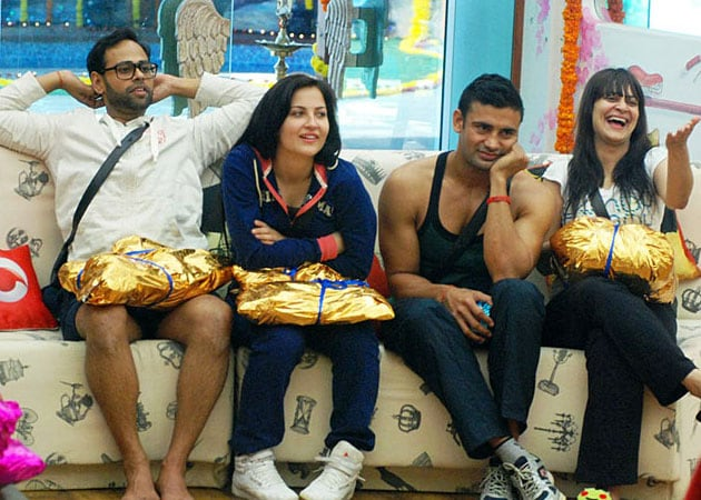 Candy Brar latest to be evicted from Bigg Boss 7