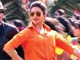 Deepika Padukone: Working hard to be a great dancer in <i>Happy New Year</i>