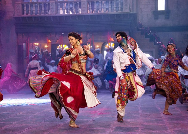 Deepika Padukone has a hat-trick of hits with Ram-Leela