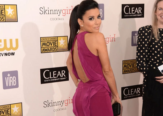 Eva Longoria goes public with Mexican boyfriend